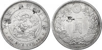 Yen 1905/38 Japan Meiji (1867 - 1912) ss-vz, chinesische chopmarks  64.65 £ 75,00 EUR  +  8.53 £ shipping