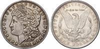 "Dollar 1891 CC USA ""Morgan"" vz+  168.09 £ 195,00 EUR  +  8.53 £ shipping"