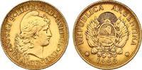 Argentino 1888 Argentinien  ss-vz  317.85 £ 355,00 EUR  +  8.86 £ shipping