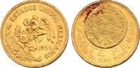 20 Pesos 1959 Mexiko  f.stgl.  608.84 £ 680,00 EUR  +  8.86 £ shipping