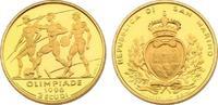 """2 Scudi 1996 San Marino """"Olympiade"""" pp  284.46 £ 330,00 EUR  +  8.53 £ shipping"""