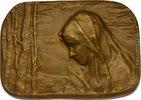 Br-Plakette (einseitig) o.J. Österreich 'Maria' von Stefan Schwartz vz+... 68.96 £ 80,00 EUR  +  8.53 £ shipping