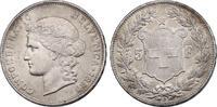 5 Franken 1889 Schweiz  ss  129.30 £ 150,00 EUR  +  8.53 £ shipping