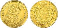 1/4 Karolin 1733 Deutschland - Württemberg Eberhard Ludwig (1693 - 1733... 675.99 £ 755,00 EUR  +  8.86 £ shipping