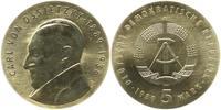 5 Mark 1989 Deutsche Demokratische Republik (DDR) DDR: 5 Mark 1989, 100... 56.30 £ 65,00 EUR  +  6.50 £ shipping