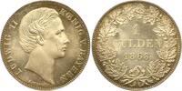 1 Gulden 1868 Bayern, Königreich Ludwig II. (1864-1886): 1 Gulden 1868 ... 303.14 £ 350,00 EUR  +  6.50 £ shipping
