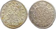 3 Kreuzer (Groschen) 1691 Bayern, Kurfürstentum Maximilian II. Emanuel,... 324.79 £ 375,00 EUR  +  6.50 £ shipping