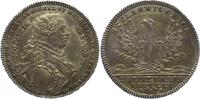 Halber Konventionstaler 1770 Hohenlohe-Schillingsfürst, Fürstentum Karl... 1039.33 £ 1200,00 EUR free shipping
