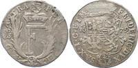 2/3 Taler 1679 Sachsen-Gotha-Altenburg, Herzogtum Friedrich I. (1675-16... 86.61 £ 100,00 EUR  +  6.50 £ shipping