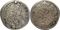 15 Kreuzer (1/4 Gulden) 1691 Bayern, Kurfürstentum Maximilian II. Emanu... 51.97 £ 60,00 EUR  +  6.50 £ shipping