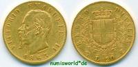 20 Lire 1863 Italien Italien - 20 Lire - 1863 ss  /  vz  233.85 £ 270,00 EUR  +  14.72 £ shipping