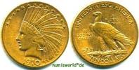 10 Dollars 1910 USA USA - 10 Dollars - 1910 vz-  696.35 £ 804,00 EUR  +  14.72 £ shipping