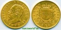 20 Lire 1873 Italien Italien - 20 Lire - 1873 vz+  251.17 £ 290,00 EUR  +  14.72 £ shipping