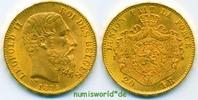 20 Francs 1875 Belgien Belgien - 20 Francs - 1875 vz+  242.51 £ 280,00 EUR  +  14.72 £ shipping