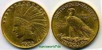 10 Dollars 1932 USA USA - 10 Dollars - 1932 vz+  695.49 £ 803,00 EUR  +  14.72 £ shipping