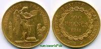 100 Francs 1911 Frankreich Frankreich - 100 Francs - 1911 vz  1381.45 £ 1595,00 EUR  +  14.72 £ shipping