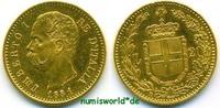 20 Lire 1881 Italien Italien - 20 Lire - 1881 vz+  242.51 £ 280,00 EUR  +  14.72 £ shipping