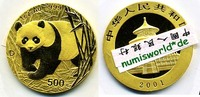 500 Yuan 2001 China China - 500 Yuan - 2001 Stg  2042.29 £ 2358,00 EUR  +  14.72 £ shipping