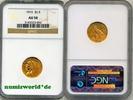 2 1/2 Dollars 1915 USA USA - 2 1/2 Dollars - 1915 NGC AU 58  288.42 £ 333,00 EUR  +  14.72 £ shipping
