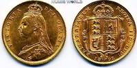 1/2 Sovereign 1892 Großbritannien Großbritannien - 1/2 Sovereign - 1892... 184.48 £ 213,00 EUR  +  14.72 £ shipping