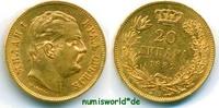 20 Dinara 1882 Serbien Serbien - 20 Dinara - 1882 vz+  423.53 £ 489,00 EUR  +  14.72 £ shipping