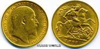 1/2 Sovereign 1907 Großbritannien / GB Großbritannien / GB - 1/2 Sovere... 153.30 £ 177,00 EUR  +  14.72 £ shipping