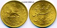 1 Pahlevi 1945 Persien (Iran) Persien (Iran) - 1 Pahlevi - 1945 Stg  332.59 £ 384,00 EUR  +  14.72 £ shipping