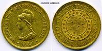 20000 Reis 1889 Brasilien Brasilien - 20000 Reis - 1889 ss  /  vz  926.74 £ 1070,00 EUR  +  14.72 £ shipping