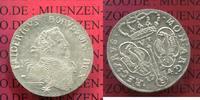 6 Gröscher Silber 1754 E Brandenburg Preußen Königreich Preußen Friedri... 67.27 £ 80,00 EUR  +  7.15 £ shipping
