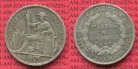 Piastre de Commerce 1907 Französisch Indochina Französisch Indochina 19... 68.10 £ 79,00 EUR  +  7.33 £ shipping