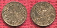 5 Heller 1908 J Deutsch Ostafrika German Colonial Money Deutsch Ostafri... 49.61 £ 59,00 EUR  +  7.15 £ shipping