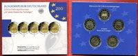 2 Euro Gedenkmünzenset Spiegelglanz 2007 Bundesrepublik Deutschland, Ge... 125.29 £ 149,00 EUR  +  7.15 £ shipping