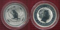2 Dollars Lunar Drachen 2 Unzen 2004 Australien, Australia Australien 2... 124.99 £ 145,00 EUR  +  7.33 £ shipping