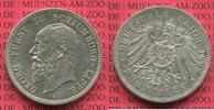 5 Mark Silber 1898 Schaumburg Lippe Schaumburg Lippe 5 Mark 1898,Fürst ... 1508.52 £ 1750,00 EUR  +  7.33 £ shipping