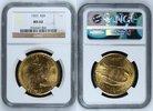 20 Dollars Goldmünze Double Eagle 1925 USA...