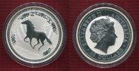 10 Dollars Lunar Horse  10 Ounces 2002 Australien, Australia Australien... 340.49 £ 395,00 EUR  +  7.33 £ shipping