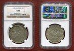 10 Zloty Silber 1937 Polen Marschall Pilsudsky NGC Zertifiziert AU 58  76.72 £ 89,00 EUR  +  7.33 £ shipping
