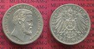 2 Mark Silbermünze 1892 Reuss ältere Linie Heinrich XXII. 25. Regierung... 646.51 £ 750,00 EUR  +  7.33 £ shipping