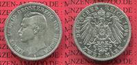 2 Mark Silbermünze Kursmünze 1898 Hessen Ernst Ludwig  Kursmünze sehr s... 387.90 £ 450,00 EUR  +  7.33 £ shipping