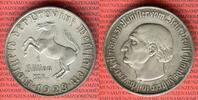 1 Billion Mark 1923 Provinz Westfalen Freiherr vom Stein, Pferd vz-prfr... 387.90 £ 450,00 EUR  +  7.33 £ shipping