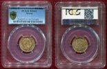 10 Mark 1902 Sachsen, Saxony German Empire Albert Keydate PCGS MS 61  818.91 £ 950,00 EUR  +  7.33 £ shipping