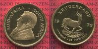 1 Unze Krügerrand Gold 1979 Südafrika, South Afrika South Africa  Krüge... 1288.71 £ 1495,00 EUR  +  7.33 £ shipping