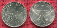 3 Mark Silber Gedenkmünze 1929 Weimarer Republik Waldeck prfr  108.47 £ 129,00 EUR  +  7.15 £ shipping