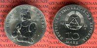 10 Mark Silbergedenkmünze 1988 DDR Gedenkmünze 500. Geburtstag Ulrich v... 64.65 £ 75,00 EUR  +  7.33 £ shipping