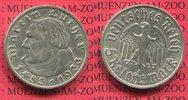 5 Reichsmark Silbermünze 1933 A III. Reich 450. Geburtstag von Martin L... 94.82 £ 110,00 EUR  +  7.33 £ shipping