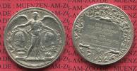 Silbermedaille 1901 Preußen 200 Jahre Köni...