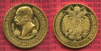 Goldmedaille o.J. Kaiserreich Österreich F...