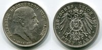 5 Mark Gedenkmünze Commemorative Silver 19...