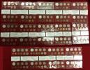 28 Kursmünzensätze 1966-1974 Bundesrepublik Deutschland 1966 - 1971 kom... 503.69 £ 599,00 EUR  +  12.61 £ shipping
