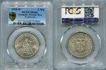 Deutsches Reich, Weimarer Republik 3 Reichsmark Silbergedenkmünze Silbergedenkmünze 700. Todestag Walther von der Vogelweide